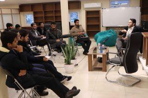 هفته جهانی کارآفرینی 1398 - مرکز نوآوری - دانشگاه امام صادق (ع)